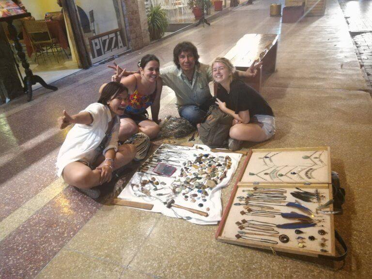 vender in Nazca