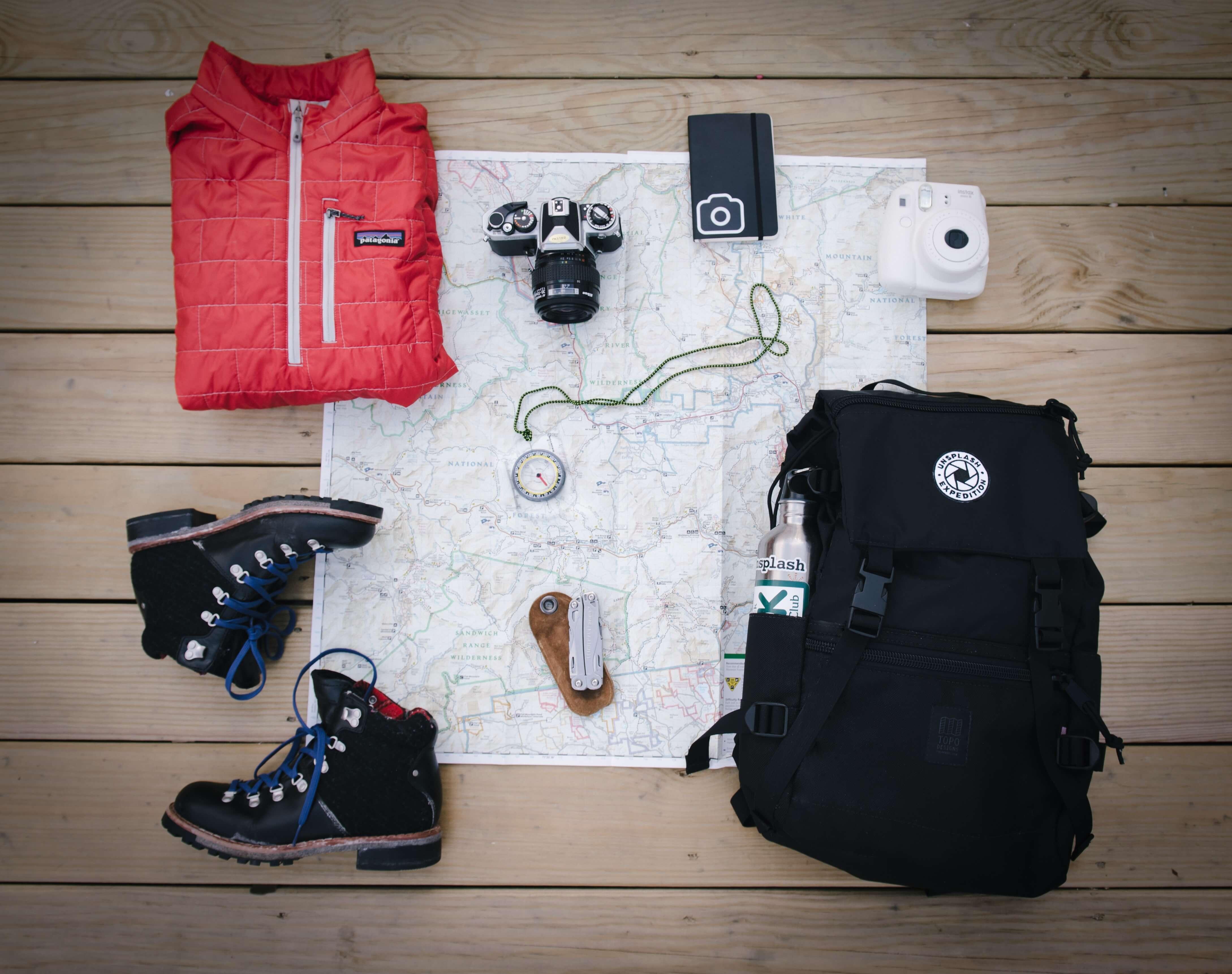 南美旅行大哉問之行李箱VS大背包