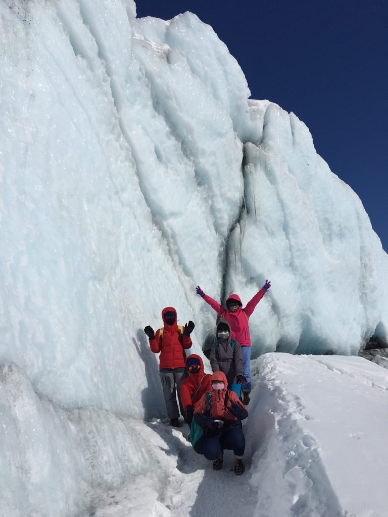 首選冰上冒險集合之地-那一年的阿拉斯加之旅