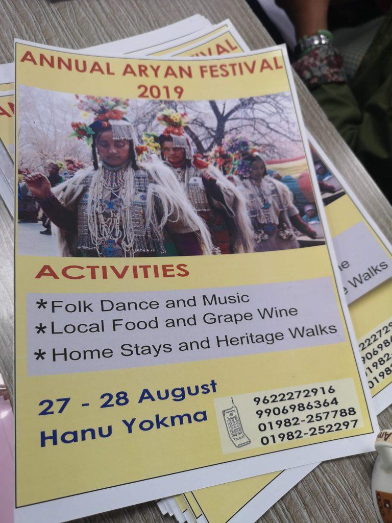 【2019印度自助】村莊裡的美好回憶,拉達克Aryan Valley Festival奇遇記 34