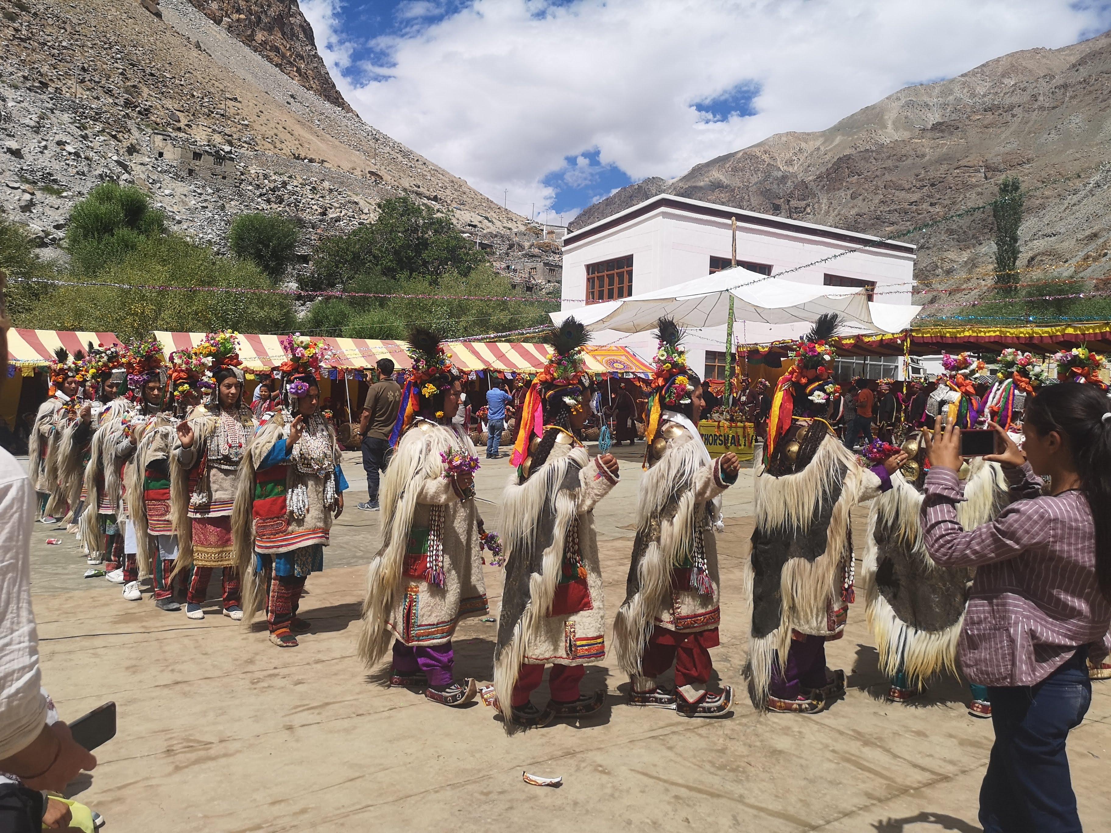 【2019印度自助】村莊裡的美好回憶,拉達克Aryan Valley Festival奇遇記