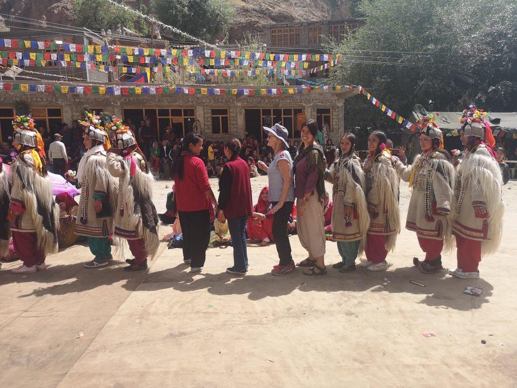 【2019印度自助】村莊裡的美好回憶,拉達克Aryan Valley Festival奇遇記 21