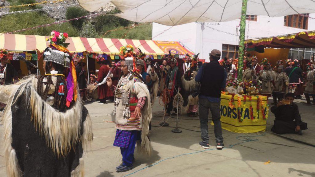 【2019印度自助】村莊裡的美好回憶,拉達克Aryan Valley Festival奇遇記 22