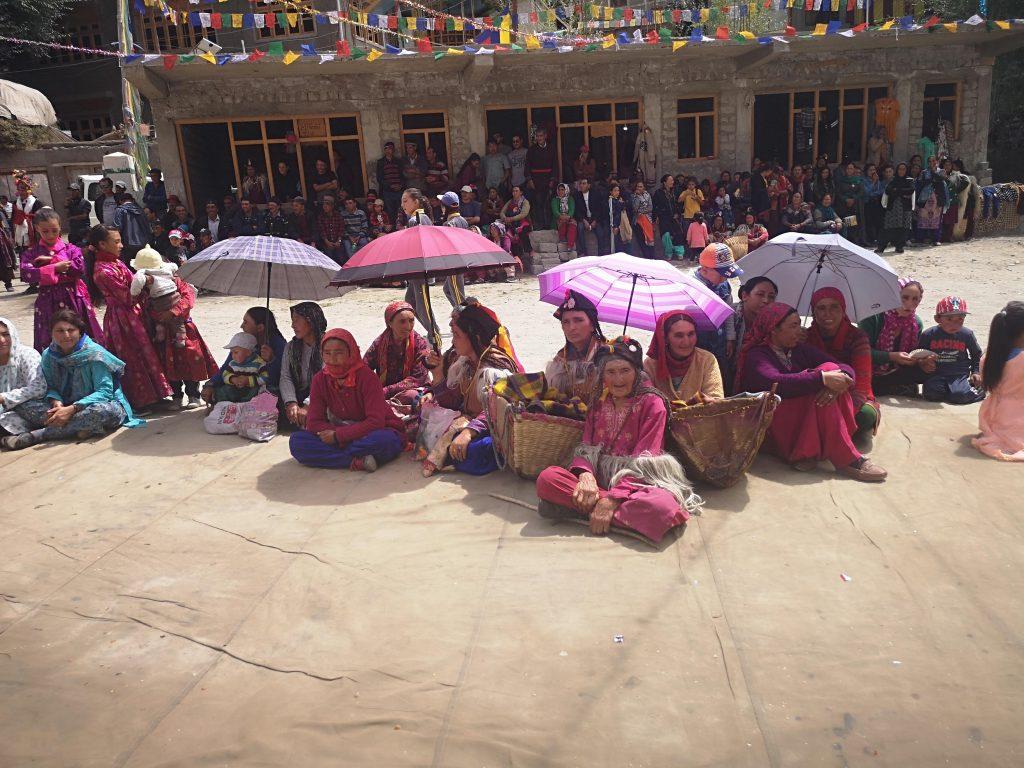 【2019印度自助】村莊裡的美好回憶,拉達克Aryan Valley Festival奇遇記 23