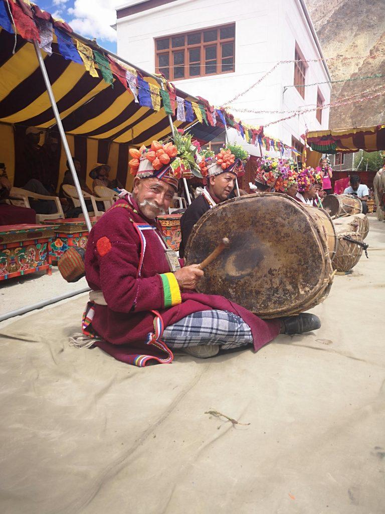【2019印度自助】村莊裡的美好回憶,拉達克Aryan Valley Festival奇遇記 25
