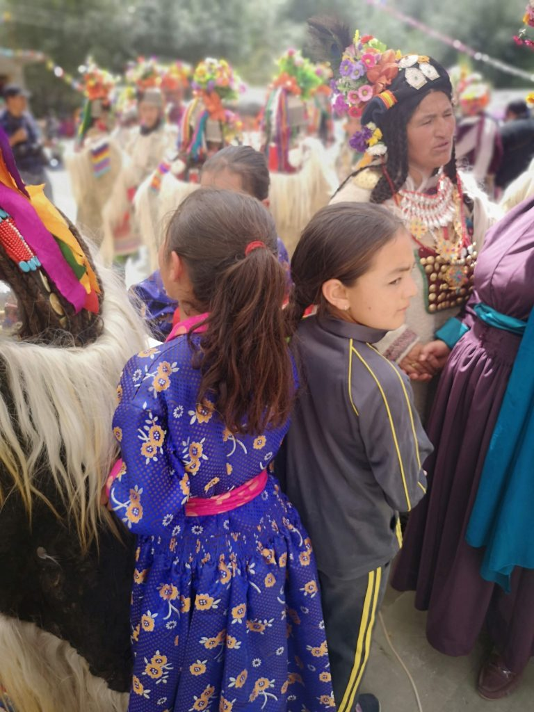 【2019印度自助】村莊裡的美好回憶,拉達克Aryan Valley Festival奇遇記 27