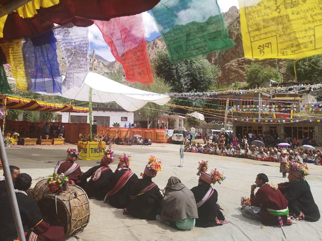 【2019印度自助】村莊裡的美好回憶,拉達克Aryan Valley Festival奇遇記 32