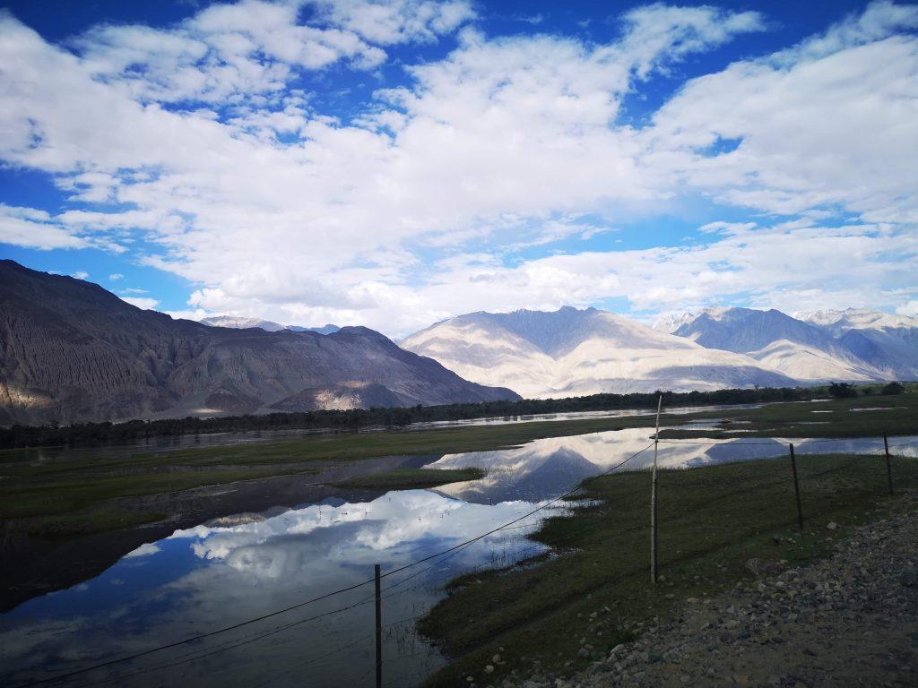 【2019印度自助】如夢似幻的Nubra 河谷包車行 13