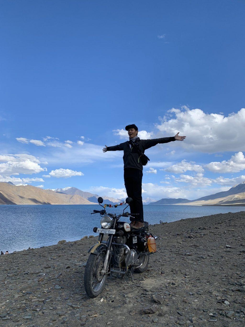 【印度自助】人物訪談-酷男銀行家外派印度人生挑戰